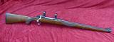 Ruger M77 Mannlicher w/Custom 338-06 Bbl.