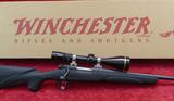 Winchester Model 70 243 WSSM w/Leupold Scope
