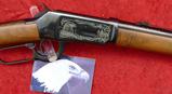 Winchester Bald Eagle Comm. Big Bore Rifle
