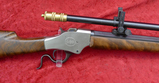 Bob Lawson 45-90 Drop Block Rifle w/22 Insert