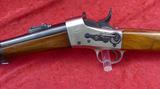 Custom Remington Rolling Block LGS 243 Rifle