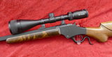 Bob Lawson Custom Drop Block Rifle