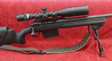 Savage Model 110 338 Lapua Long Range Rifle