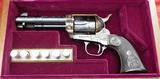 Colt Charlton Heston NRA Comm. Revolver