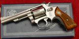 Smith & Wesson Model 63 SS 22 Revolver