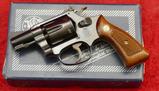 Smith & Wesson Model 34-1 22 cal w/Box
