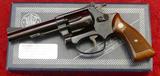 Smith & Wesson Model 34-1 22 cal Kit Revolver