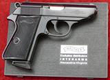 Walther Model PPK/S 22 Pistol