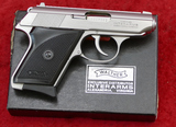 Walther Model TPH 22 cal Pistol