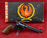 Early Ruger Single Six Revolver w/box