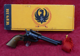 1976 Production Ruger New Model Single Six Rev