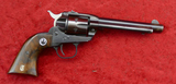 Early Flat Gate Ruger Single Six Revolver