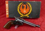 Ruger Single Six 22 Magnum 6.5