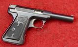 Rare Savage Model 1917 380 cal Pistol
