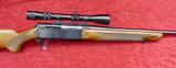 Belgium Browning BAR 243 cal Rifle