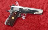 Colt Series 70 1911 Bright SS Pistol