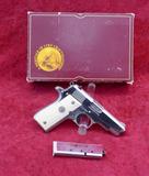 NIB Colt Series 80 Govt Model 380 cal Pistol