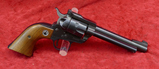 Early Ruger Single Six Revolver