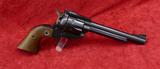 Early Ruger 357 Blackhawk Revolver