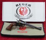 NIB Ruger 50th Anniv. Super Blackhawk Revolver