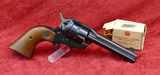 Early Ruger Single Six Convertible 22 Pistol