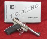 AMT 22 cal Lightning Pistol