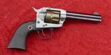 Ruger Lightweight Single Six 22 Revolver