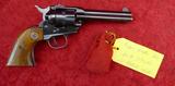 Ruger Single Six 22 Magnum Revolver