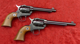 Pair of Ruger Single Six Revolver