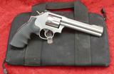 Smith & Wesson Model 617-6 22 cal. Revolver