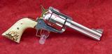 Ruger Custom Blackhawk Revolver