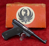 Early Ruger Std Model 22 Automatic Pistol