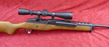 Ruger Ranch Rifle w/Leupold Scope