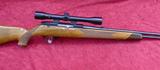 Weatherby Model XXII 22 cal w/Weatherby Scope