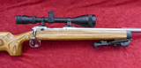 Savage Model 12 223 cal Laminated Bench Rest Rifle