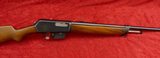Winchester Model 07 351 SLR
