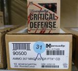 200 rds Hornady 35 Mag Ammo