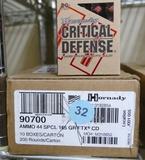 160 rds 44 Spec Hornady Ammo