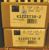 2 Cases Kent 12 ga Fasteel No 2 Shot 2 3/4