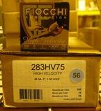 250 rds (case) Fiocchi 28 ga 7.5 Shot Ammo