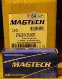 150 rds MAGTECH 38 CBC Short Ammo