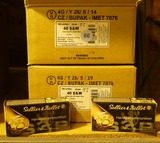 1,600 rds Sellier Bellot 40 S&W Ammo