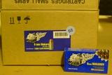900 rds Silver Bear 9mm MAK Ammo