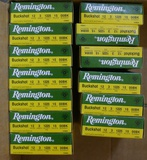 65 rds Remington 00 Buck 12 ga Ammo