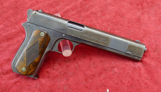 Early Colt 1902 Sporting Pistol