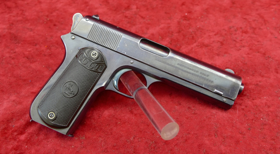 Colt 1903 Hammered Pocket Pistol