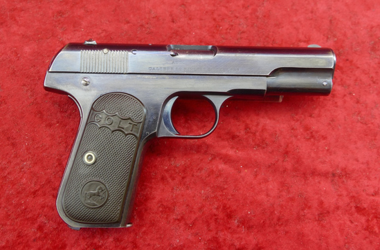 Early Colt 1903 32 ACP Pocket Pistol