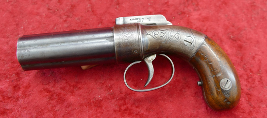 Antique. Allen & Thurber Pepperbox