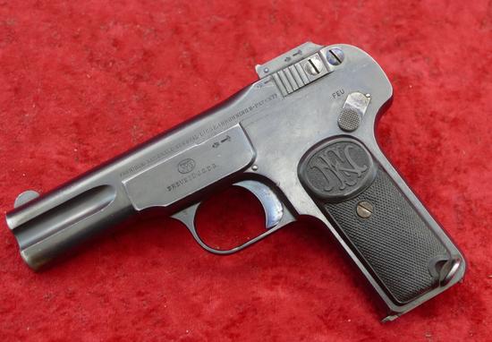 FN Model 1900 Automatic Pistol