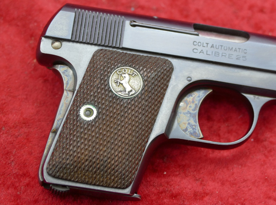 Colt 1908 25 ACP Pocket Pistol